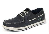 Men's Adventure Canvas Boat Shoe Oxford