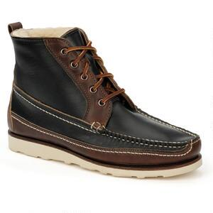 Men's Berwick USA Shearling Lined Ankle Boot