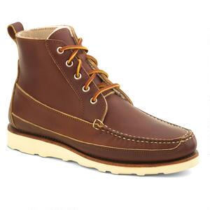 Men's Berwick USA x Mark McNairy Boot Mink Lined