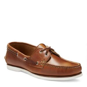 Men's Freeport USA Boat Shoe Slip On
