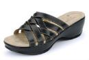 Women's Strap Happy Wedge Sandal
