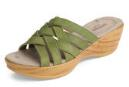 Women's Strap Happy Colored Sandal