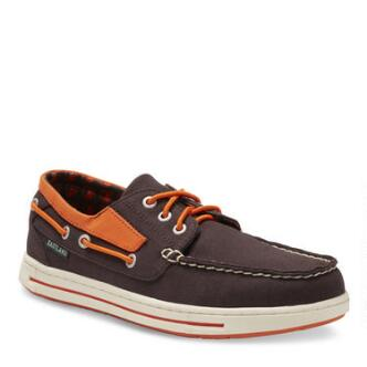 Men's Adventure MLB Baltimore Orioles Canvas Boat Shoe