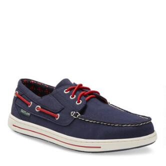 Men's Adventure MLB Boston Red Sox Canvas Boat Shoe