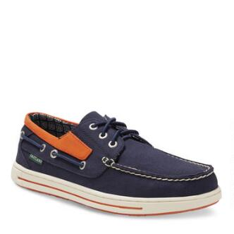 Men's Adventure MLB Detroit Tigers Canvas Boat Shoe
