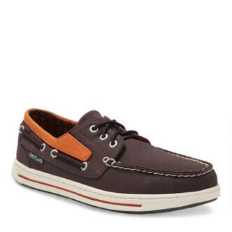 Men's Adventure MLB San Francisco Giants Canvas Boat Shoe