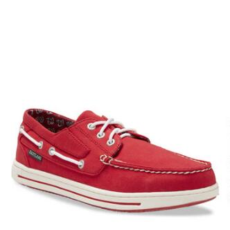 Men's Adventure MLB Washington Nationals Canvas Boat Shoe