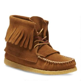 Women's Aztec 1955 Fringe Ankle Boot