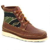 Men's Berwick USA x Mark McNairy Boot Brown/Camo