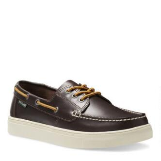 Men's Captain Three-Eye Moc Toe Oxford