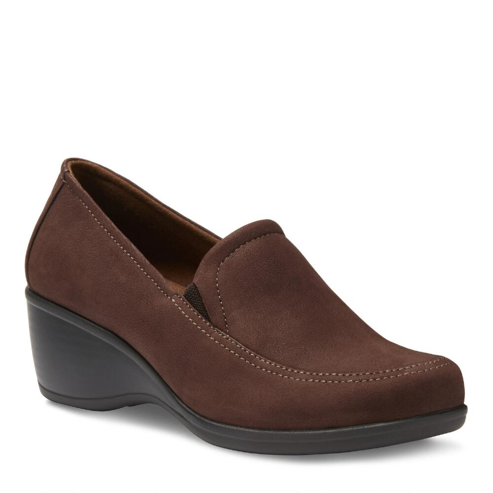 Eastland Cora Women's Wedge ... Loafers 2015 new for sale discount professional get to buy best for sale footlocker online Vgzd7Y