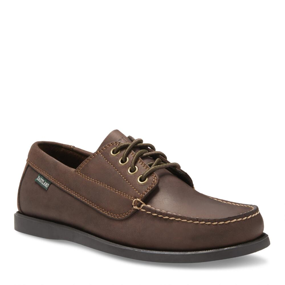 Eastland Seneca Camp Men's ... Moccasin Chukka Boots pay with paypal cheap price discount 2014 enjoy cheap online Ad3GJltD