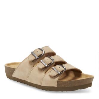 Women's Faye Strap and Buckle Sandal