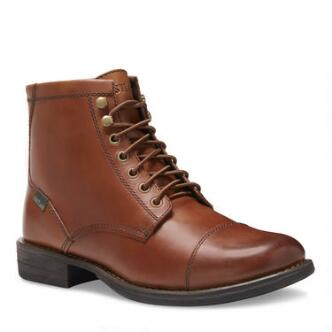 Men's High Fidelity Cap Toe Boot