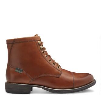 ... Timeless cap toe lace-up boot delivers great comfort and authentic  style for office or ...