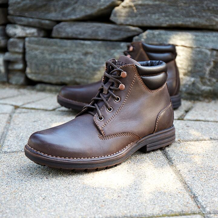 Men's Jeremiah Boot · large outside sole overhead pair ls