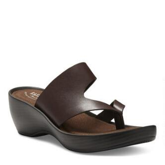 Women's Laurel Wedge Thong Sandal