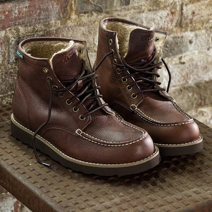 Men S Lumber Up Boot Large Outside Sole Overhead Pair Ls