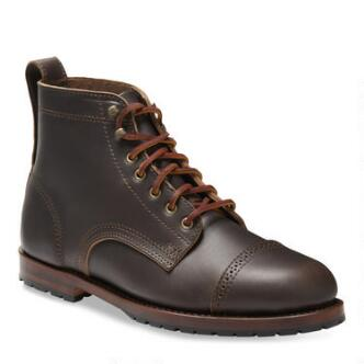 Men's Monroe USA Cap Toe Boot