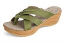 Women's Peepers Colored Sandal