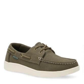 Men's Popham Canvas Boat Shoe