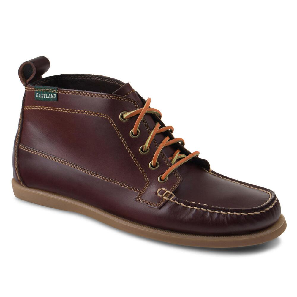 Eastland Men's Leather Boots - Seneca for nice online discount websites buy cheap cost comfortable online outlet largest supplier CJW3i