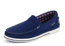 Men's Sheffield MLB Chicago Cubs Canvas Slip On