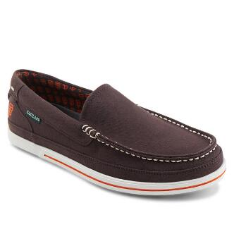 Men's Sheffield MLB San Francisco Giants Canvas Slip On