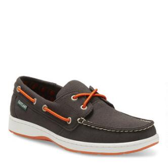Women's Solstice MLB Baltimore Orioles Canvas Boat Shoe