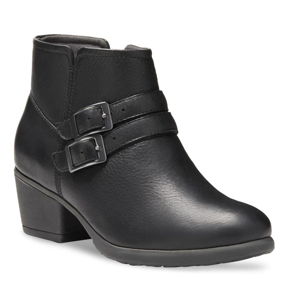 Women S Stella Strap And Buckle Bootie