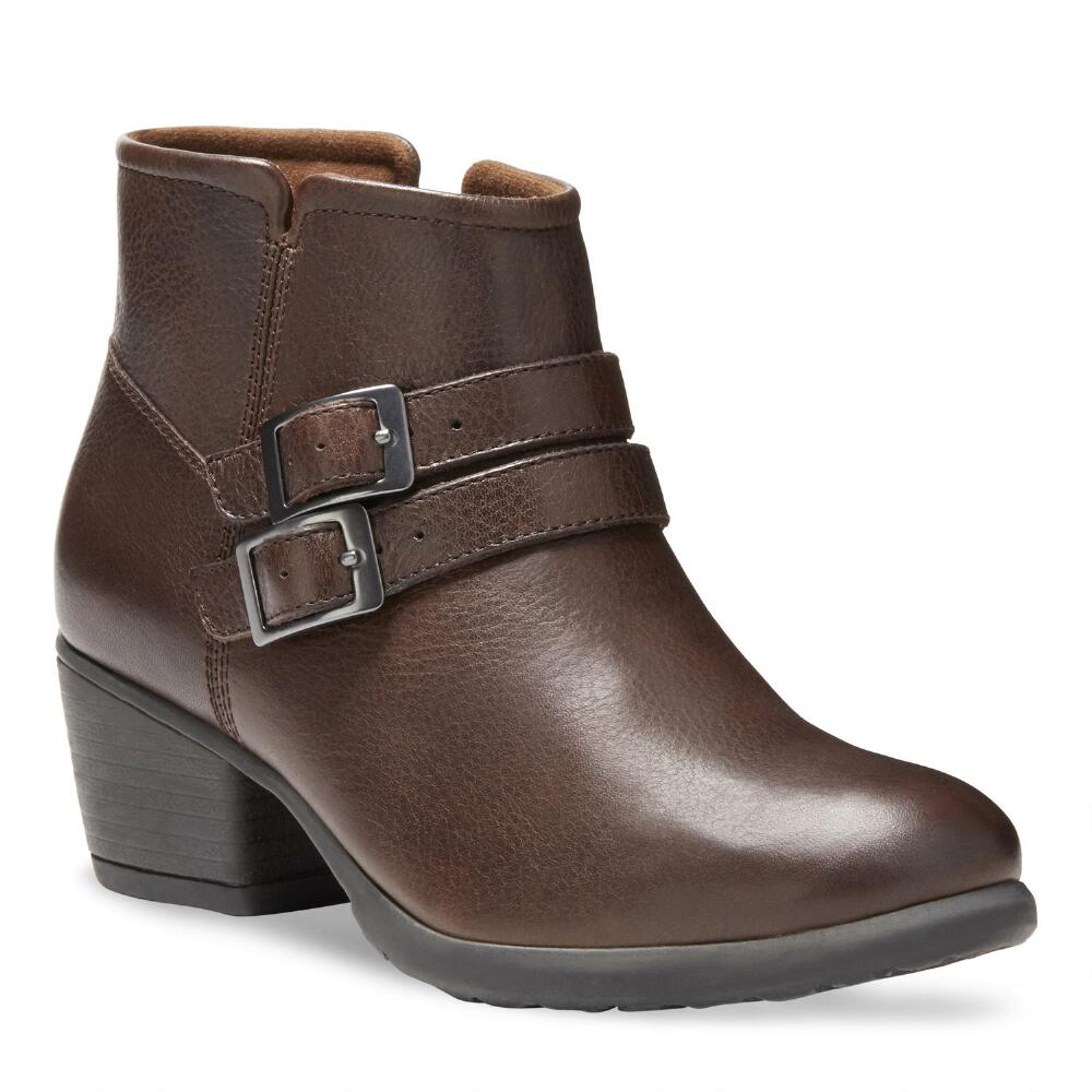 Eastland Stella Women's ... Leather Ankle Boots outlet purchase discount best seller outlet great deals best store to get for sale cheap pay with paypal ah62ov