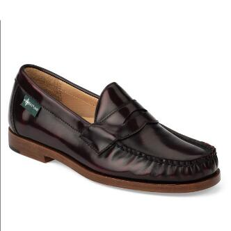 Men's Stratton 1955 Flat Strap Penny Loafer