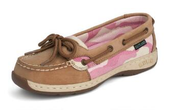Women's Sunrise Print Boat Shoe