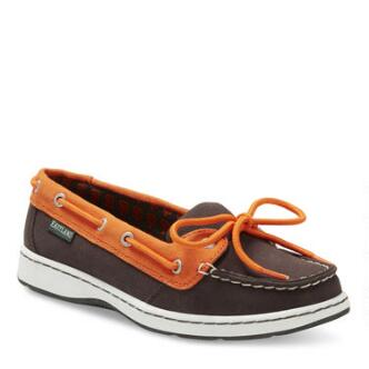 Women's Sunset MLB San Francisco Giants Canvas Boat Shoe