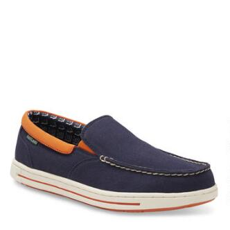 Men's Surf MLB Detroit Tigers Canvas Slip On