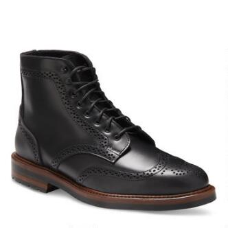 Men's Waldo USA Wingtip Boot