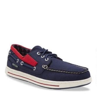 Men's Adventure MLB Minnesota Twins Canvas Boat Shoe