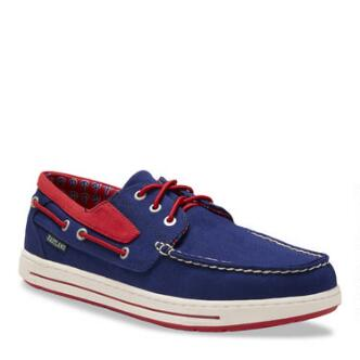 Men's Adventure MLB Philadelphia Phillies Canvas Boat Shoe