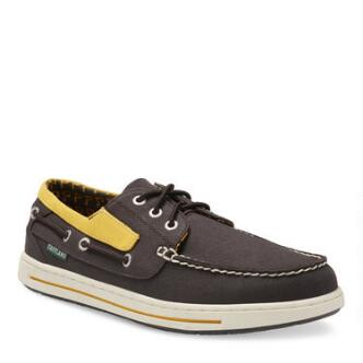 Men's Adventure MLB Pittsburgh Pirates Canvas Boat Shoe