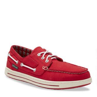 Men's Adventure MLB St Louis Cardinals Canvas Boat Shoe