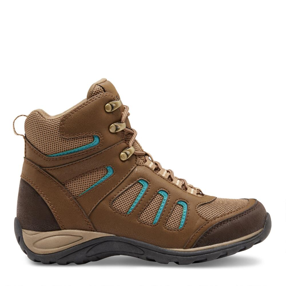 df06db9f0 Women's Ash Hiking Boot. large outside sole overhead pair