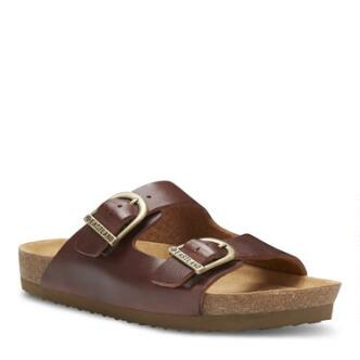 Women's Cambridge Double Strap Slide Sandal