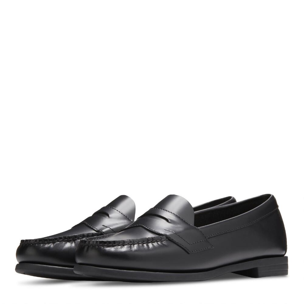 5e0314c94f8 Women s Classic Penny Loafer. large outside sole overhead pair ls ig. Shown  in  Black