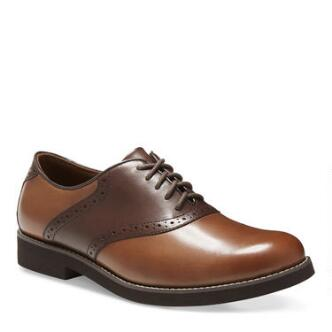 Men's Saddleback Buck Saddle Shoe