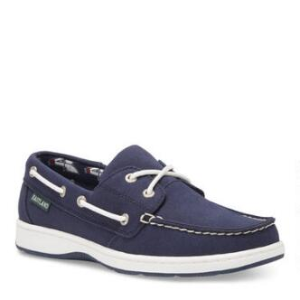 Women's Solstice MLB Chicago White Sox Canvas Boat Shoe