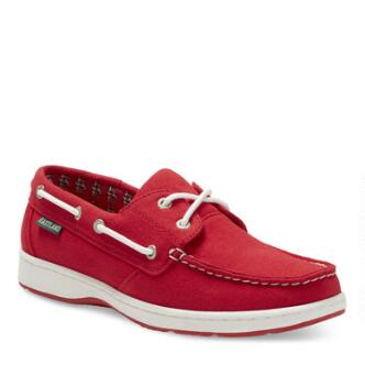 Women's Solstice MLB St Louis Cardinals Canvas Boat Shoe