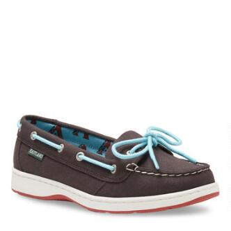 Women's Sunset MLB Arizona Diamondbacks Canvas Boat Shoe