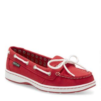 Women's Sunset MLB St Louis Cardinals Canvas Boat Shoe