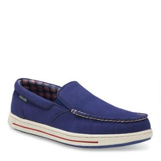Men's Surf MLB Chicago Cubs Canvas Slip On