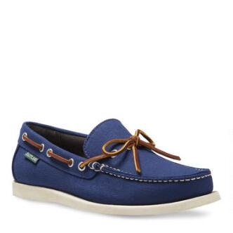 Men's Yarmouth Canvas Camp Moc Slip On